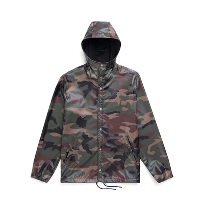 Herschel Forecast Hooded Coach Woodland Camo
