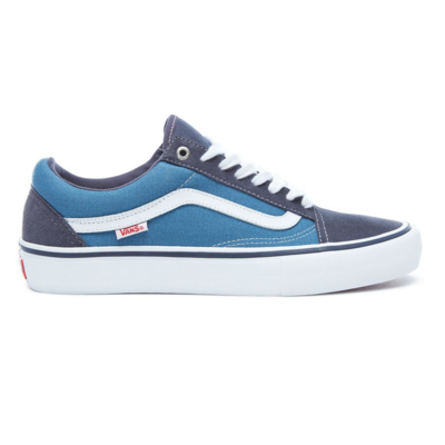 Vans Old Skool Pro Navy/White