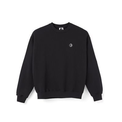 Polar Skate Co. Team Crewneck Black