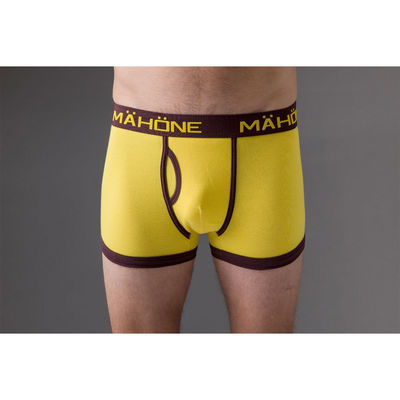Mähöne Boxer Brief Yellow/Brown