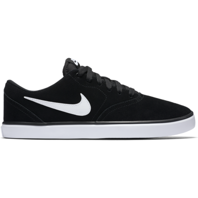 Nike SB Check Solarsoft Black/White