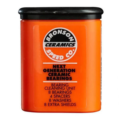 Bronson Speed Co. Bearings Ceramic