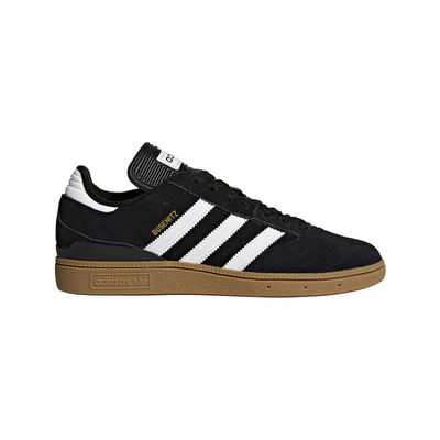 Adidas Skateboarding Busenitz Core Black / Cloud White / Gold Metallic