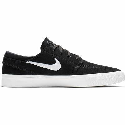 online store d0fbf 939c1 Nike SB Stefan Janoski RM Black White