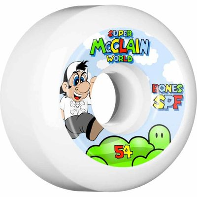 Bones Wheels SPF McClain Super 54mm