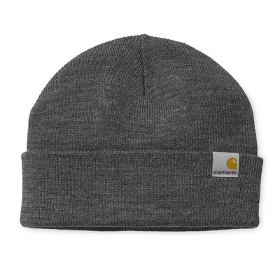 Carhartt WIP Stratus Hat Low Dark Grey Heather