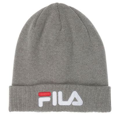 Fila Slouchy Beanie Light Grey Melange