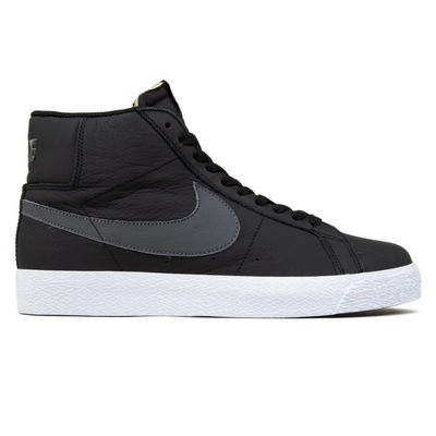 Nike SB Blazer Mid ISO Black / Dark Grey