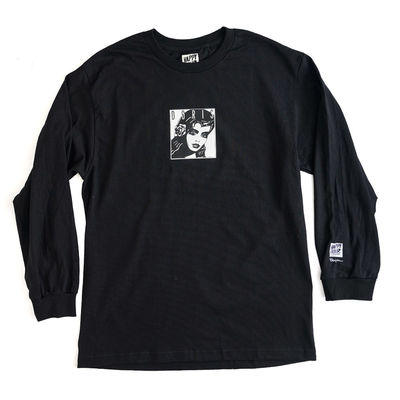 Happy Hour Doris Longsleeve Black
