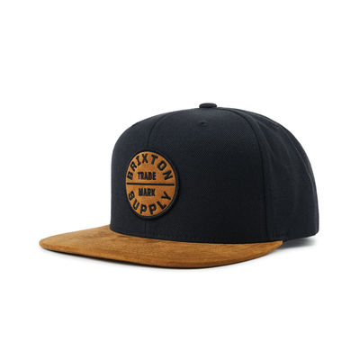 Brixton Oath 3 Snapback Copper/Black