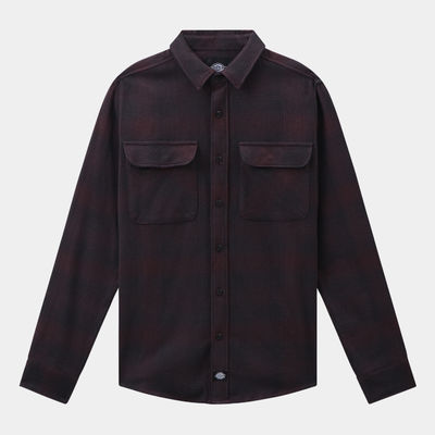 Dickies Plesent Hill Maroon