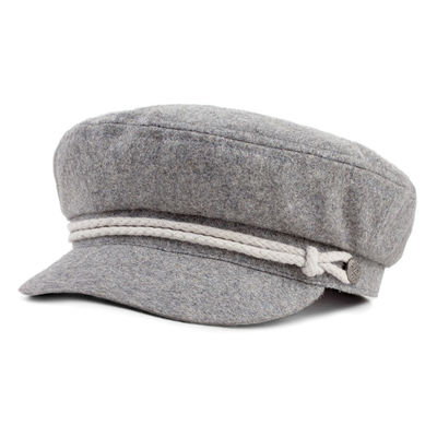 Brixton Ashland Cap Light Grey