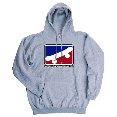 Shortys Skate Icon Hoodie Athletic Heather