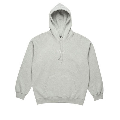 Polar Skate Co. Default Hood Heather Grey