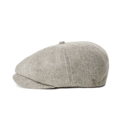 Brixton Brood Lightweight Snap Cap Grey/Black