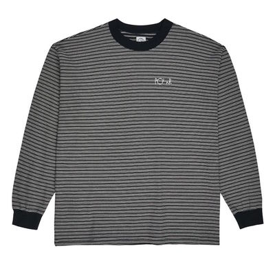 Polar Skate Co. Shin Longsleeve Black