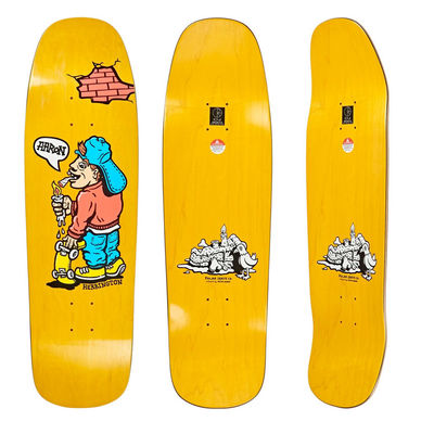 "Polar Skate Co. 9,25"" 1992 Aaron Herrington Cake J"