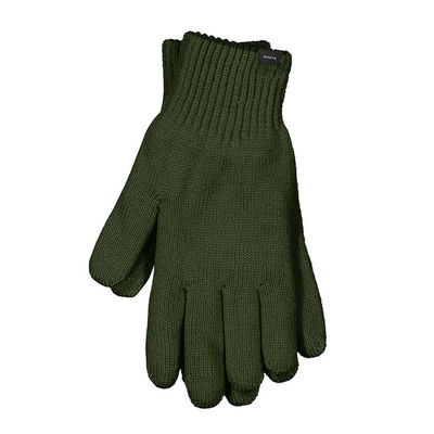 Makia Wool Gloves Moss