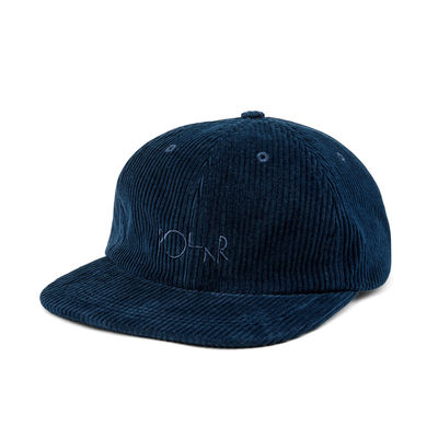 Polar Skate Co. Cord Cap Police Blue
