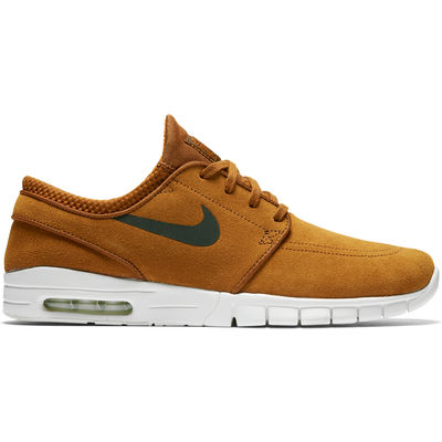 Nike SB Stefan Janoski Max Hazelnut/ Black/ Ivory Clay Orange