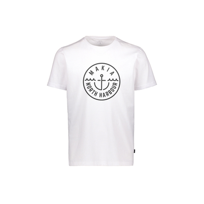 Makia Crown T-Shirt White