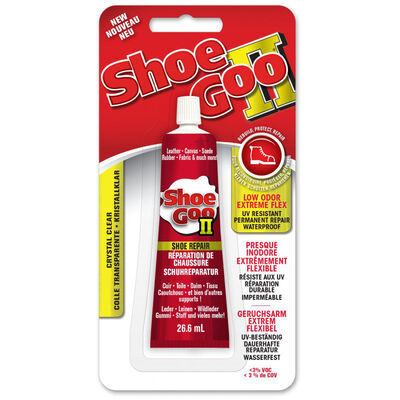 Shoe Goo 2 Crystal Clear 26,6ml