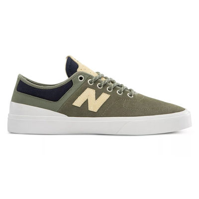 New Balance Numeric 379 Green/ White
