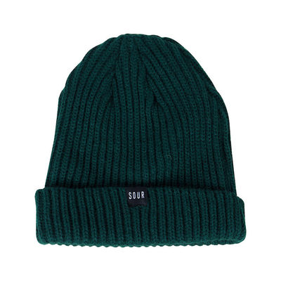 Sour Solution Sweeper Beanie Green