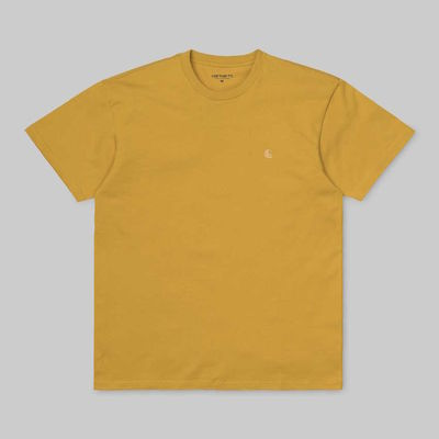Carhartt WIP S/S Chase T-Shirt Colza/Gold