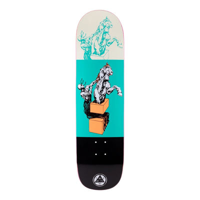 "Welcome 8,5"" Hierophant Big Bunyip Teal/Black"