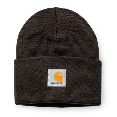 Carhartt WIP Acrylic Watch Hat Tobacco