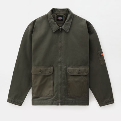 Dickies Utility Eisenhower Jacket Green