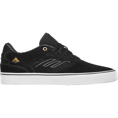 Emerica The Reynolds Low Vulc Black/Gold/White