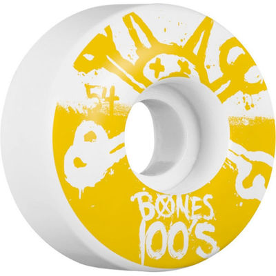 Bones Wheels OG 100's #10 V4 54mm