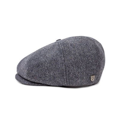 Brixton Brood Dark Grey