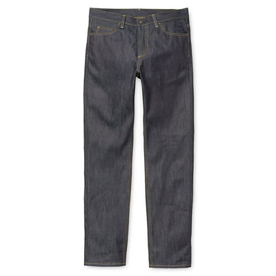 Carhartt WIP Texas II Pant Hanford Blue Rigid