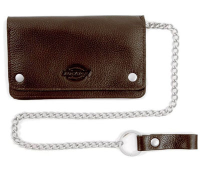 Dickies Balboa Island Wallet Brown