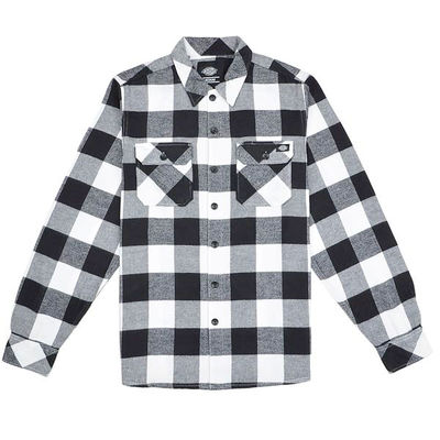 Dickies Sacramento Flannel Black
