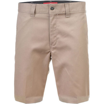 Dickies Industrial Work Shorts Slim Deserd Sand