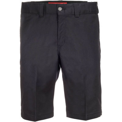 Dickies Industrial Work Shorts Slim Black