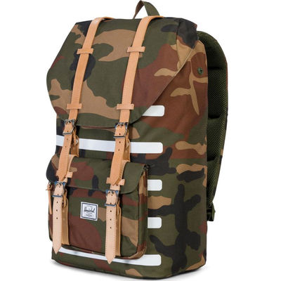 Herschel Little America Woodland Camo Stripe