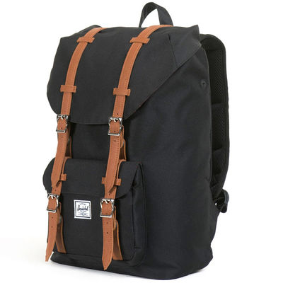 Herschel Little America Mid Volume Poly Black