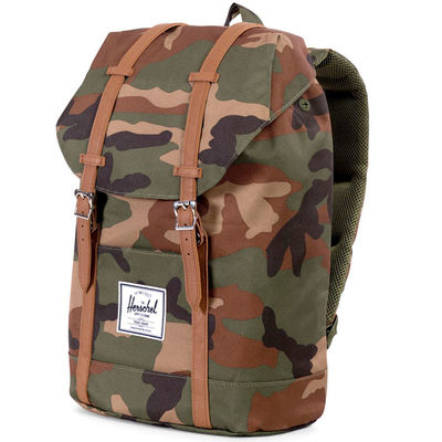 Herschel Retreat Woodland Camo