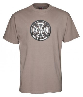 Independent T-Shirt 88 TC Asphalt