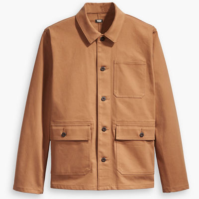 Levi's Skateboarding Military Jacket Argan Oil