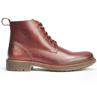 Makia Avenue Boot Burgundy
