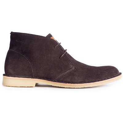 Makia Desert Boot Brown