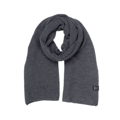 Makia Oversized Merino Scarf Grey
