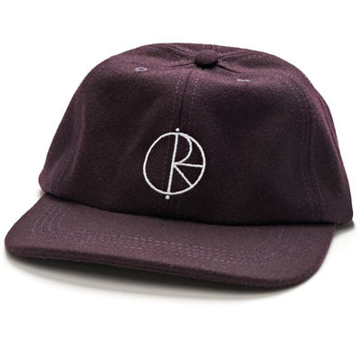 Polar Skate Co. Wool Cap Auburgine