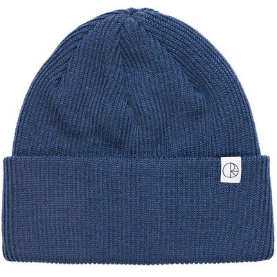 Polar Skate Co. Merino Wool Beanie Blue